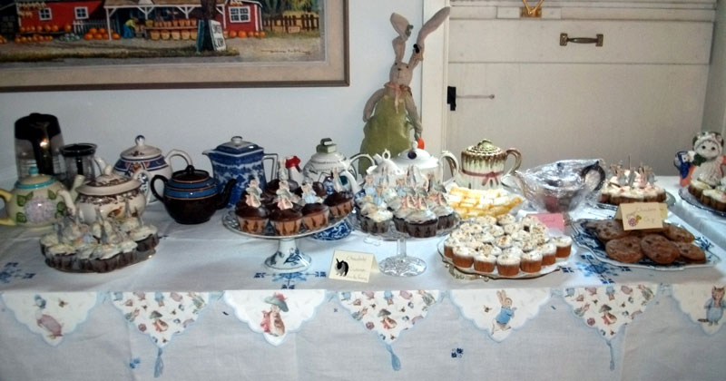 A Special Children's High Tea & Party will be held at the New Milford Historical Society on Sund