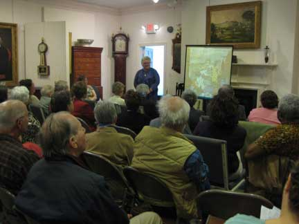 New Milford author and historian Michael-John Cavallaro will present a lecture and book signing of