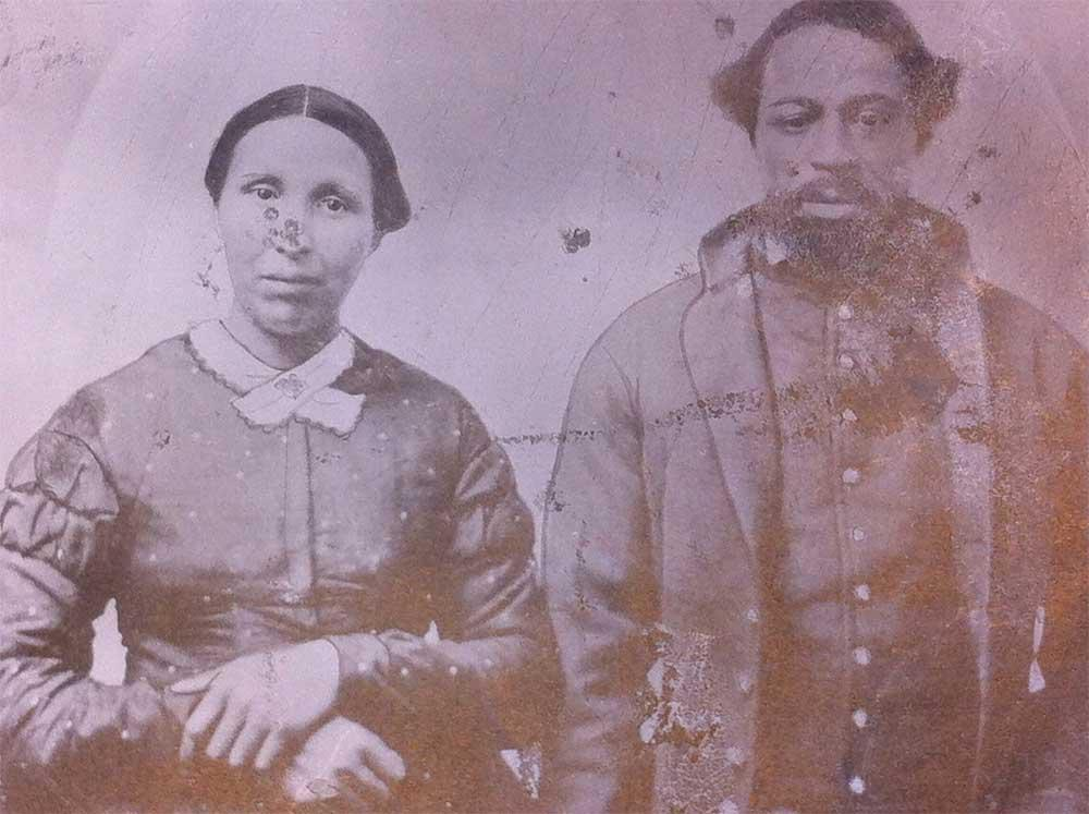 """PERMANENT EXHIBIT """"Black Life in the History of New Milford: A Perspective of 150 Years since the"""