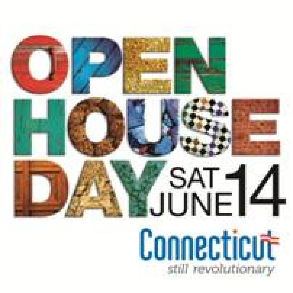The New Milford Historical Society and Museum is participating in the 10th annual Connecticut Open House Day on Saturday, June 14th.  The one-day statewide event will showcase our diverse collection of historical artifacts. Our museum will be open FREE from 12 noon to 3 p.m. on this day. (This is the same weekend we host the New Milford Outdoor Arts Festival!)