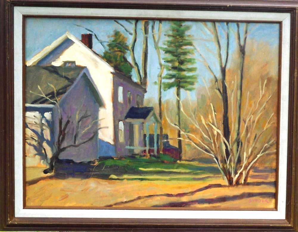 The 17th annual New Milford Outdoor Art Festival is being sponsored this year by the New Milford Historical Society.  It will be held on Saturday, June 16th  from 10:00am to 6:00pm and Sunday June 17th from 12:00pm to 5:00pm on the Village Green.  This is a fine art show that attracts artists from all over New England and beyond. Artists love this show. Crowds come to buy art and not ice cream. Testimony to its success is the extremely high rate of returning artists every year.  The art show is a major fund raiser for the historical society.  The historical society is a non-profit organization which maintains a public museum, and offers educational and cultural activities encouraging an appreciation of art, history and music.   For additional information,  please contact Pat Lathrope at palathrope @gmail.com