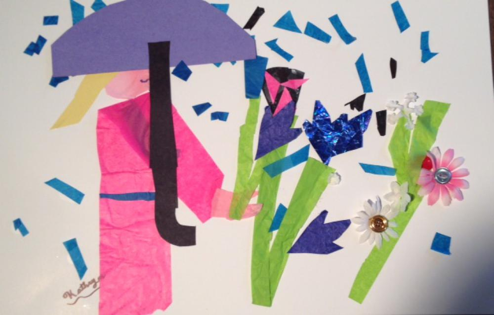 LOOK AT ARTISTS – A CHILDREN'S ART SHOW