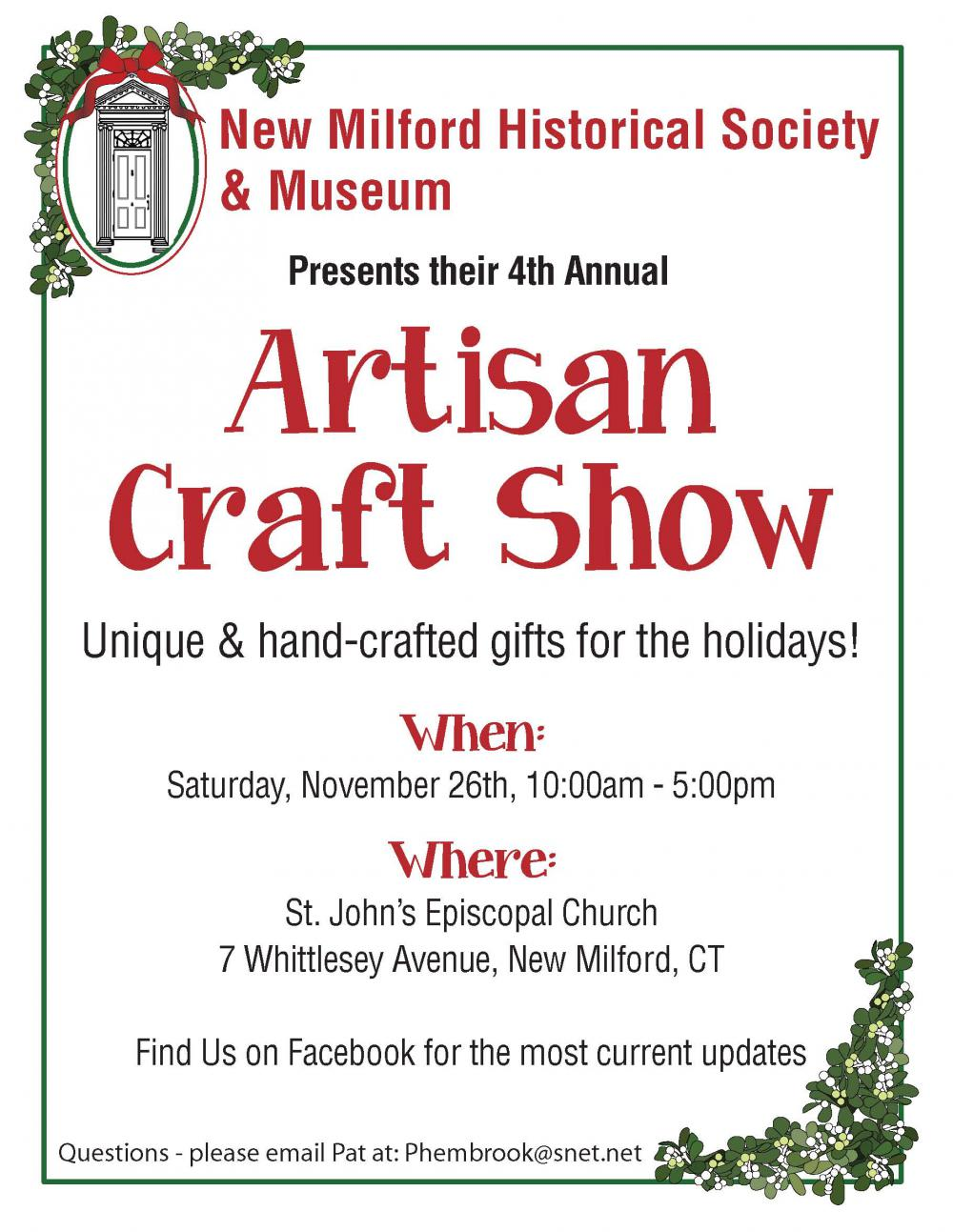The New Milford Historical Society & Museum