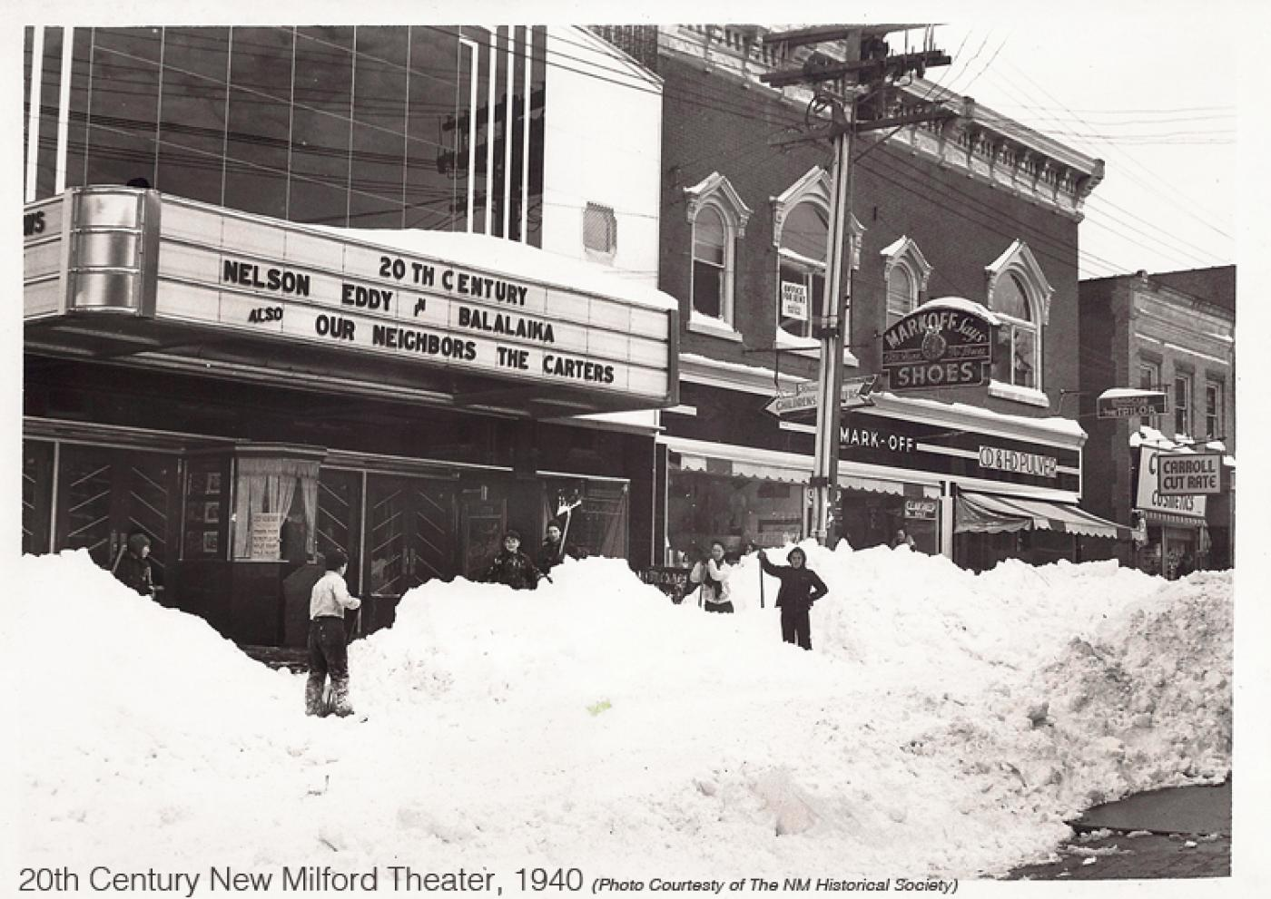 <h2>Bank Street Theater Turns 100 Anniversary Exhibit</h2>