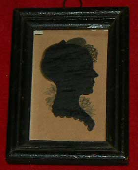 Experience the timeless artistry of nationally renowned silhouette artist Deborah O'Connor at the Ne