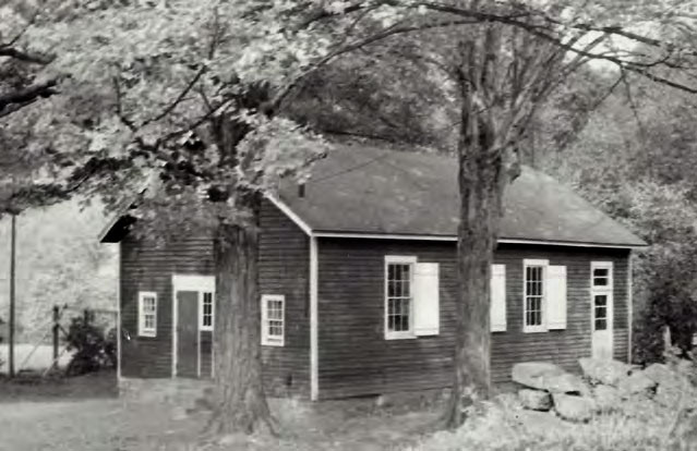 the gaylord one room school house